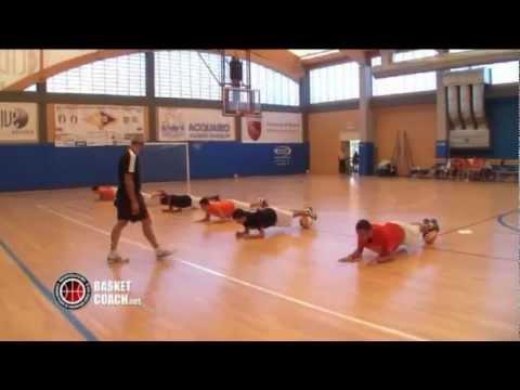 Clinic Paolo Paoli - Core Drills