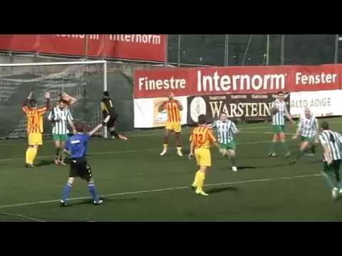 Copertina video Virtus Don Bosco - Salorno 2-1