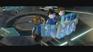 LEGO: Marvel Superheroes Chapter 4: Rock Up At The Lock
