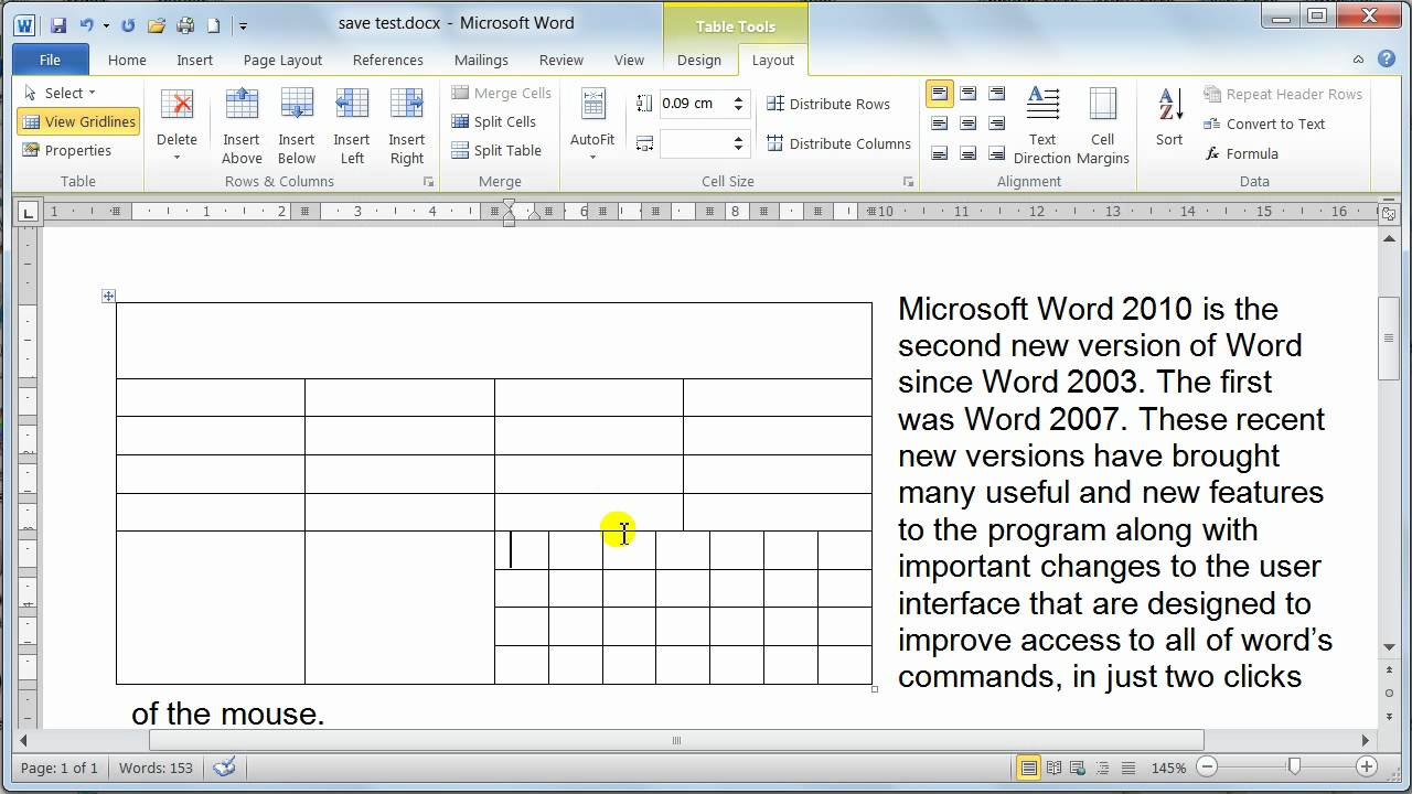 how to change row height in microsoft word
