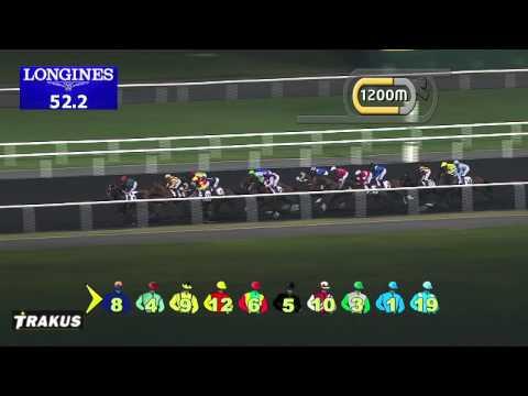 Vidéo de la course PMU DISTRICT ONE PHASE I