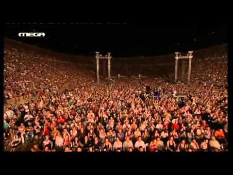 «Οι άγγελοι ζουν ακόμη στη Μεσόγειο» Μαχαιρίτσας-full concert(mega)