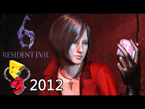 Resident Evil 6 'E3 2012 Trailer' TRUE-HD QUALITY,  Remember to select 720p HD Resident Evil 6 trailer from E3 2012. Platforms: Playstation 3, Xbox 360 &amp; PC Publisher: Capcom Developer: Slant Six Games Ge...