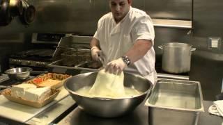 How to make Homemade Mozzarella Cheese | Anthony Agostino Makes Fresh Mozzarella Cheese