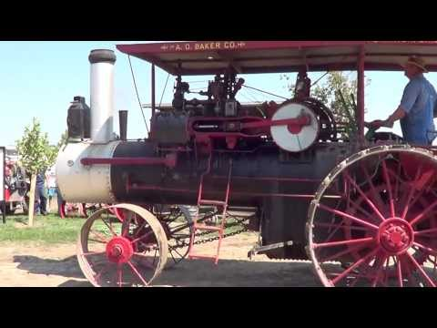 A. D. Baker Steam Traction Engine