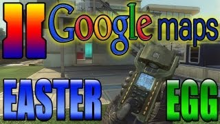 "BO2 ""Google Maps TAC INSERT Easter Egg"" (Nuketown Right By"