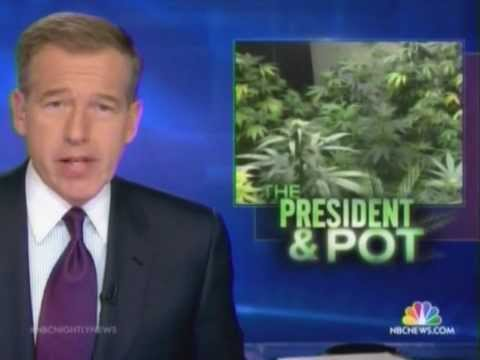 Obama: Pot not 'more dangerous' than alcohol - NBC