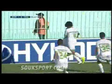 أولمبيك خريبكة 1-0 شباب الريف الحسيمي