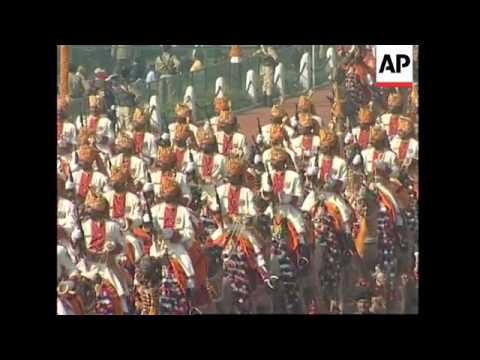 Saudi king main guest at Republic Day parade