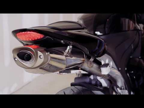 CBR 600rr Akrapovic slip-on Exhaust vs stock
