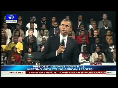 Bad Governance Responsible For Boko Haram- Obama