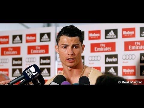 Real Madrid 3-4 Barcelona: Sergio Ramos y Cristiano Ronaldo en zona mixta