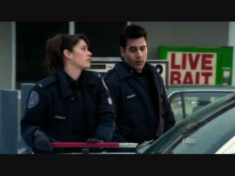 Sam Swarek & Andy McNally (Rookie Blue S01 Ep10) PART 2