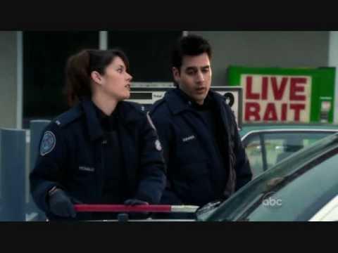 Sam Swarek & Andy McNally (Rookie Blue S01 Ep10) PART 2
