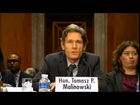 Assistant Secretary Malinowski Testifies on Venezuela's Political Crisis