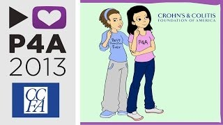 Crohns and Colitis Foundation of America- Project for Awesome