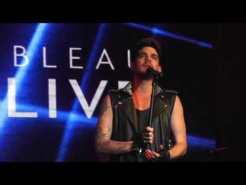 【72 min Full-Set】Adam Lambert BleauLive @Fountainbleau, Miami Beach 11/30/13