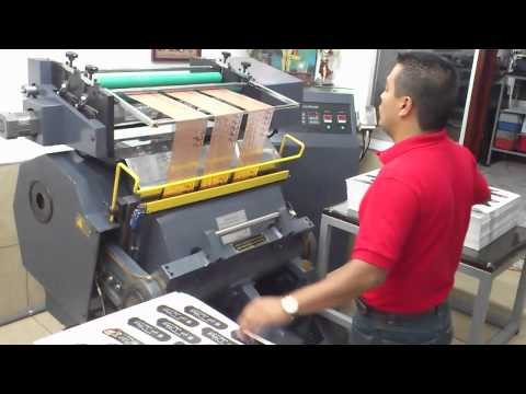 Hot Stamping GPI Mexico DF