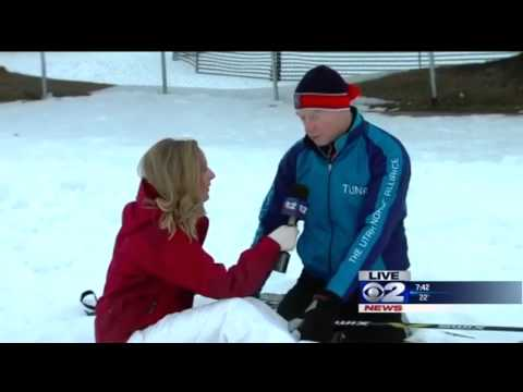KUTV Reporter Brooke Graham Passes Out On Air, Continues to Report