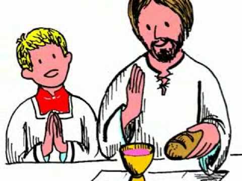 Oración para antes y después de la Misa