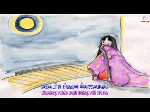 VUI HỌC Tiếng NHẬT - KAGUYA HIME  「かぐや姫」