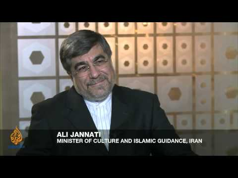 Talk to Al Jazeera - Ali Jannati: 'Unblocking social media in Iran'