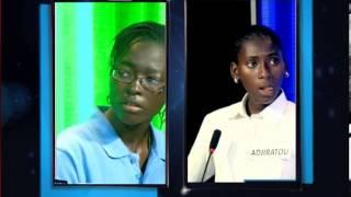 Génies en herbe : Alpha Molo Balde VS Anne Marie Javouhey
