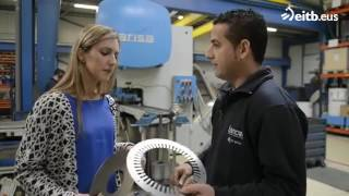 2015-11-30 Lancor en Televisión: Así se fabrican los motores eléctricos