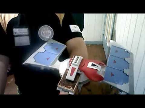 My Yugioh duel disk/tutorial