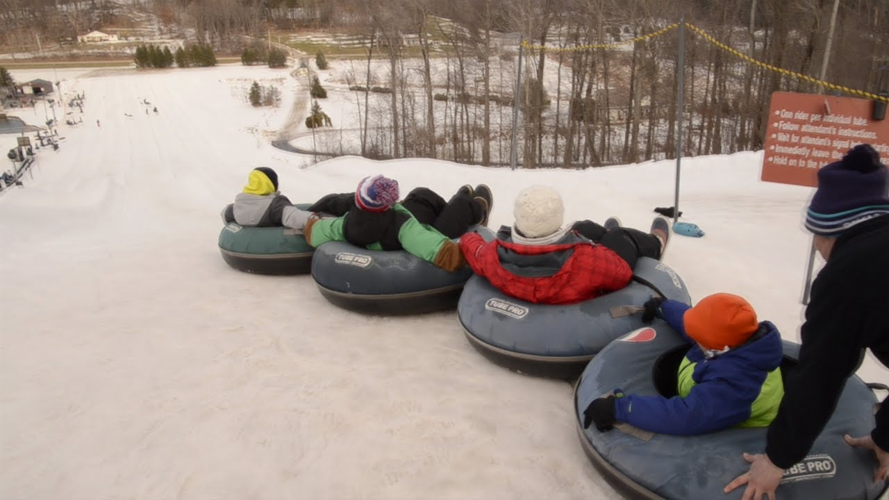 Top Ten Winter Activities 02/01/2015