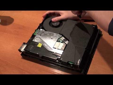 Разбор Sony PlayStation 4. Изучаем начинку консоли нового поколения