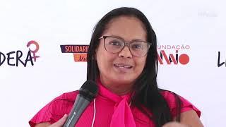 Ivanete ensina política às mulheres de Porto Velho