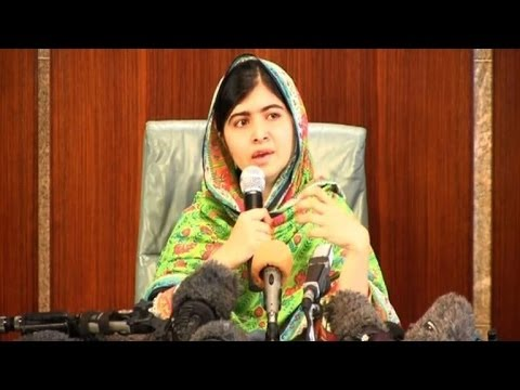 Malala: Nigerian govt. must get kidnapped girls released