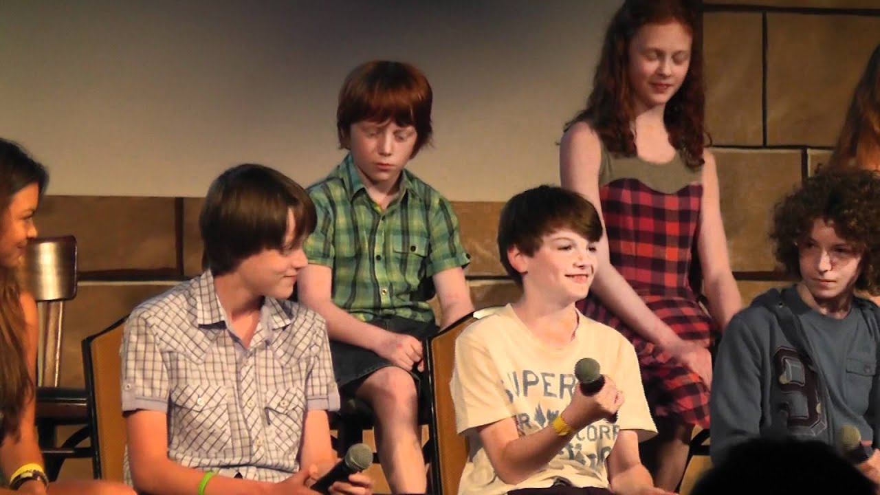 download this Children Harry Potter Actors picture