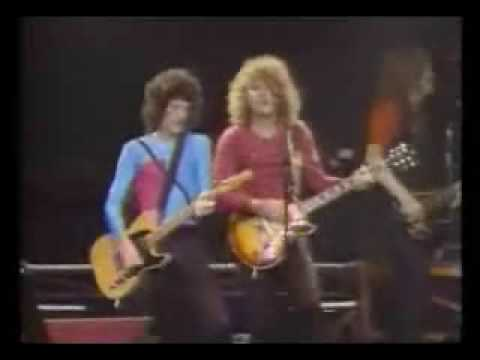 Reo speedwagon ridin the storm out youtube