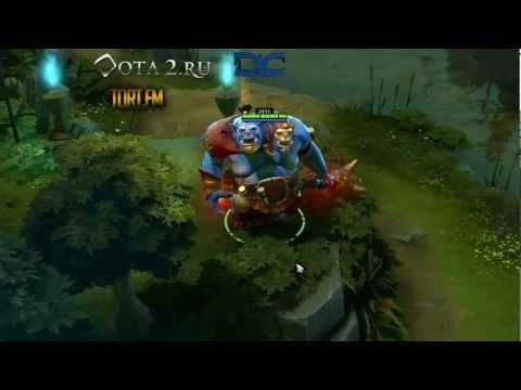 Видео обзор Ogre Magi на русском!