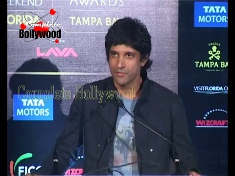 Hrithik Roshan, Shahid Kapoor, Farhan Akhtar at the IIFA Press Conference Part 3