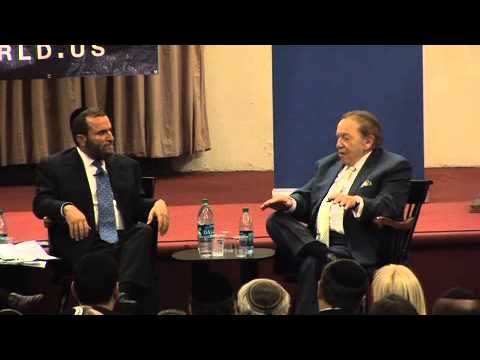 Sheldon Adelson: Attack Iran with an atomic bomb