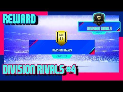 FIFA 19 - Division Rivals Reward #4 & Pack Opening