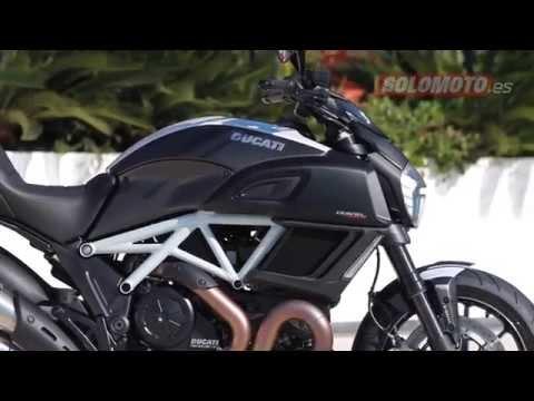 Probamos la nueva Ducati Diavel VPR 2014