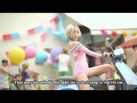 [ANTI T-ARA] Hyo Min (Hở Mông) - Nice Body (Hàng Chuẩn)