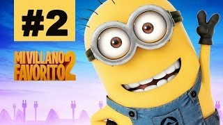 MINION RUSH #2 - Mi Villano Favorito - iPad Juegos Gratis - SUSCRIBETE a mi CANAL