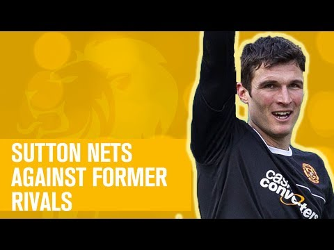 John Sutton scores after neat build up play
