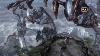 God Of War 3 Poseidon Battle HD