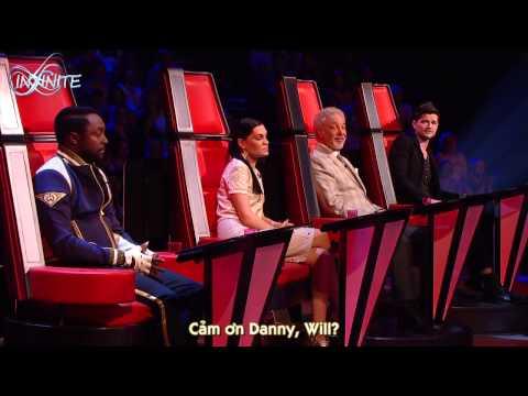 [Vietsub] The Voice UK Season 1 Episode 15 (Phần 2/3) - Bán Kết - Liveshow 5