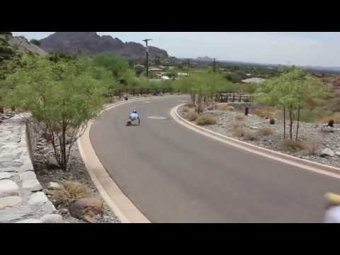 Arizona's Finest: Downhill