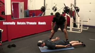 Fix Your Posture- Corrective Exercise: Prone Cobra