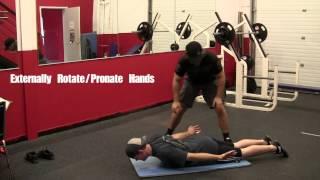 Fix Your Posture- Corrective Exercise: Prone Cobra