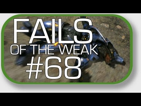 Halo: Reach - Fails of the Weak Volume 68 (Funny Bloopers and Screw-Ups!)