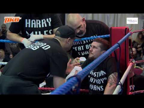 BKB: Joe Riggs mistrzem boksu na gołe pięści (+video)